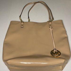 MWOT Michael Kors Tan Tote Bag